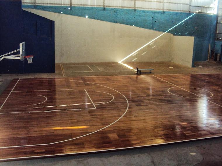 Nuevo piso de Basket Club Barraca