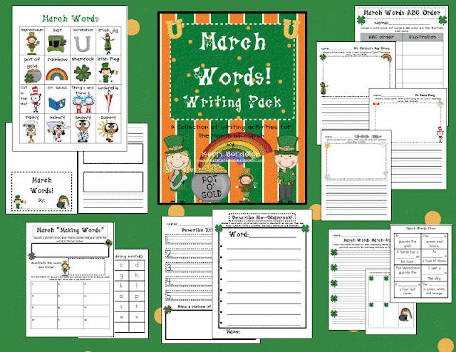 leprechaun writing paper St patrick's day printable worksheets i abcteach  writing paper: march (primary)  primary-lined paper with an illustration of a leprechaun's hat and a shamrock.