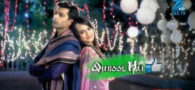 Zee TV Qubool Hai / Qabool Hai Serial Stills, Photos
