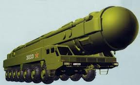 ballistic missiles