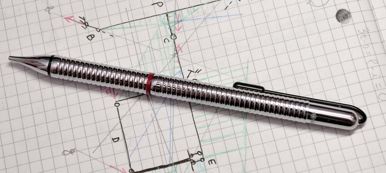 Rotring 900 Side Knock