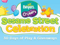 pampers sesame st giveaway