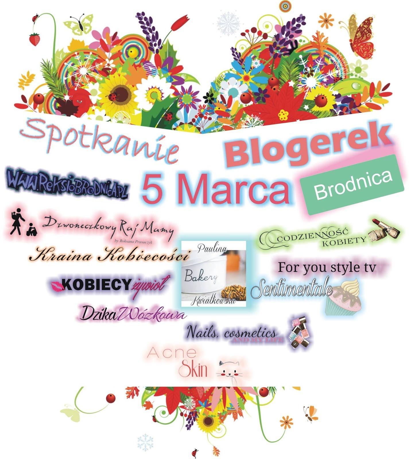 Moje dziecko - Spotkanie Blogerek w Brodnicy