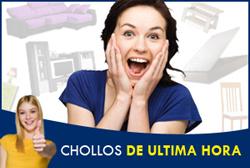 CHOLLOS, SALDOS Y OPORTUNIDADES