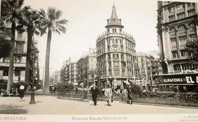 Espa a en los a os 50 y 60 barcelona ronda universidad for Universidad de moda barcelona