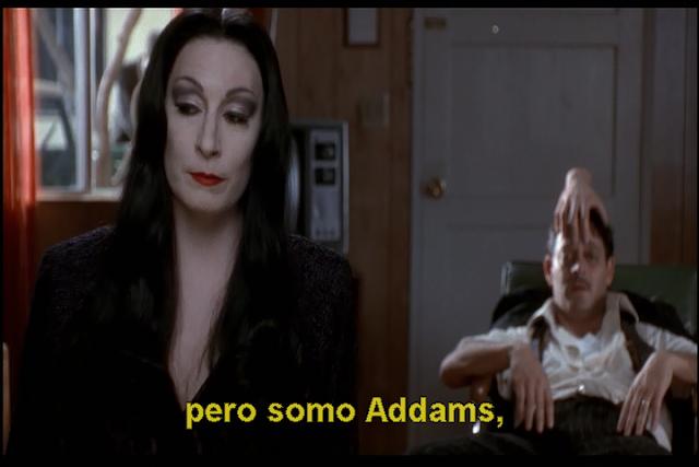 Los Locos Addams [The Addams Famy] DVD Full Latino