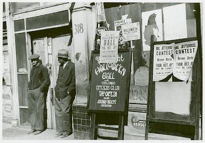 Beale Street 1939