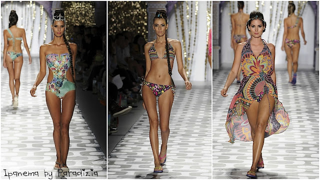 Colombiamoda 2013; Two Sisters; Ipanema by Paradizia