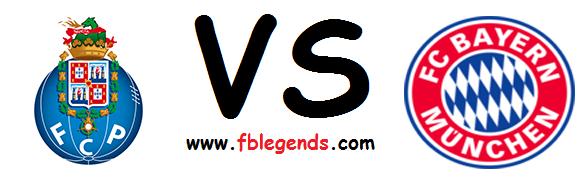 مشاهدة مباراة بورتو وبايرن ميونخ بث مباشر اليوم الثلاثاء 21-4-2015 اون لاين دوري أبطال أوروبا يوتيوب لايف bayern munich vs fc porto