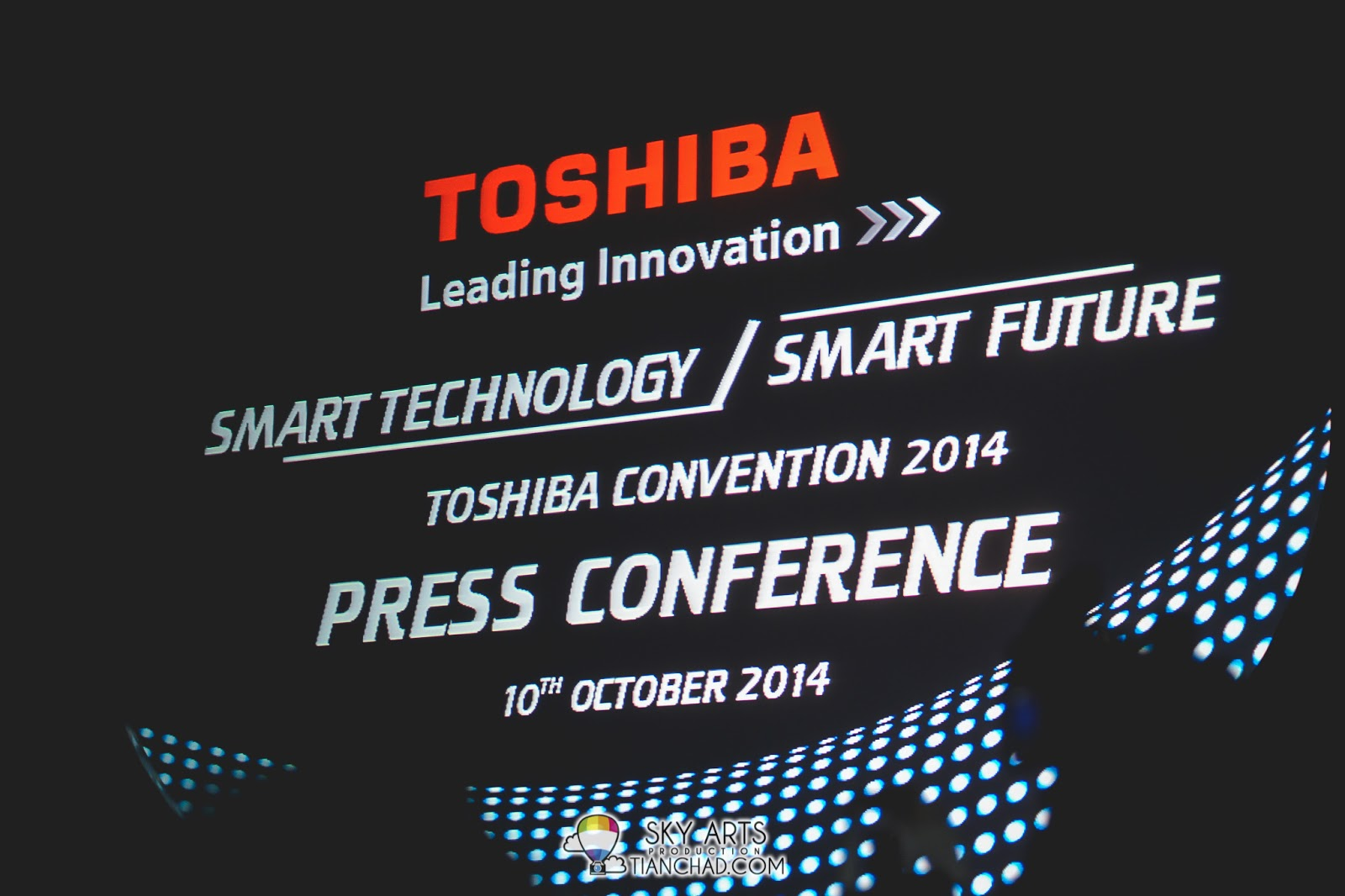 Toshiba Convention 2014 @ GICC  | 10 Oct 2014