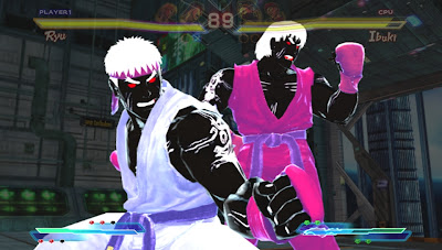 Street Fighter X Tekken (Vita) Screenshot, TGS 2012