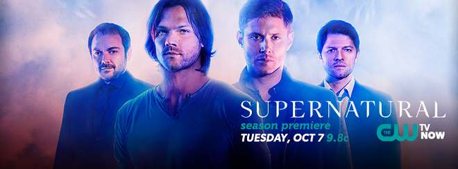 Supernatural sezonul 10 episodul 9 ( The Things We Left Behind )