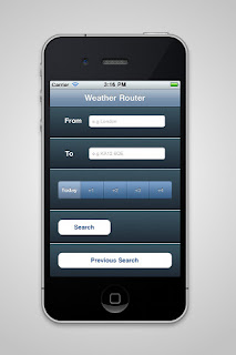 Weather Router IPA 1.0