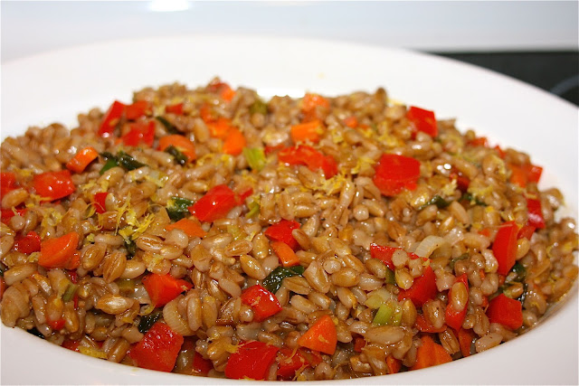 barley pilaf