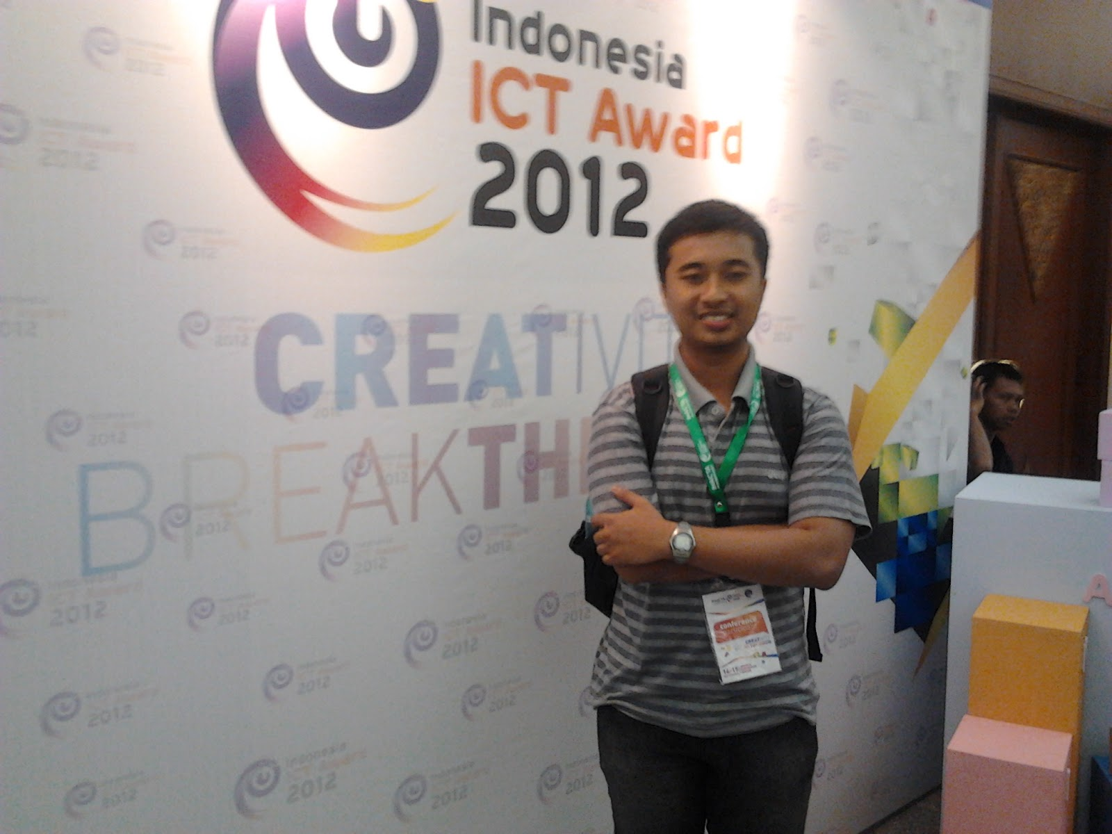 Event Report INAICTA 2012 Day 1 Eryk Budi Pratama