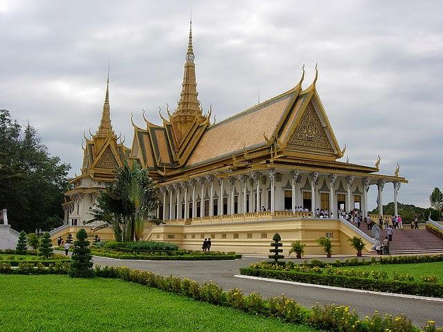 Phnom Penh (Silver Pagoda)