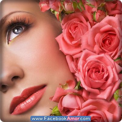 mujer romantica
