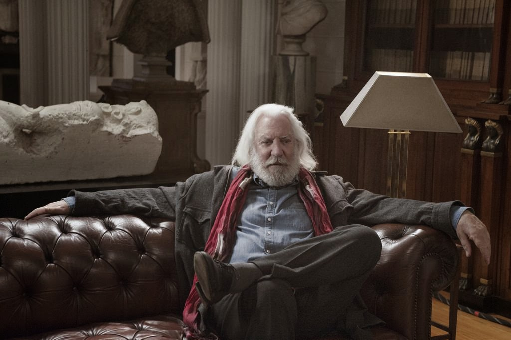 the best offer donald sutherland