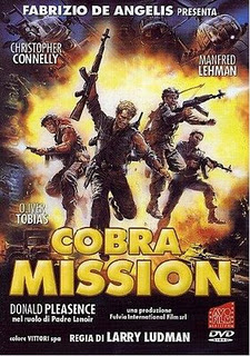 Cobra mission exploding helicopter for Cobra mission