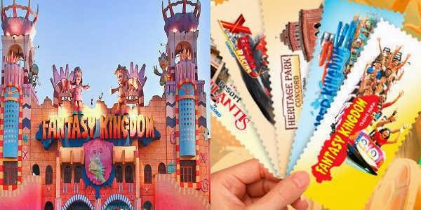 Fantasy Kingdom ticket price