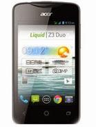 Harga Acer Liquid Z3 Duo