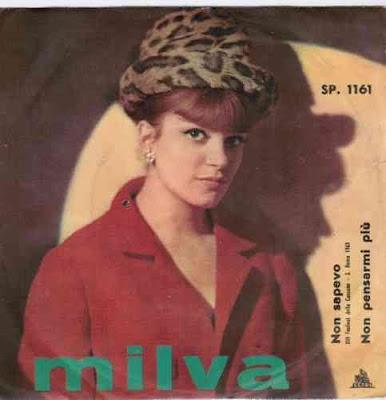 Sanremo 1963 - Milva - Non sapevo
