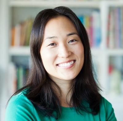 author headshot photo