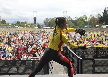 supermatarón Aerobic Fest