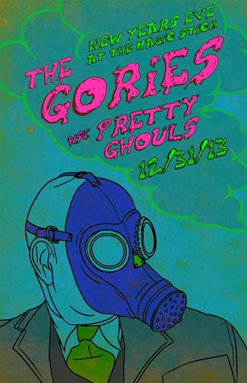 WIN NYE TICKETS to the GORIES
