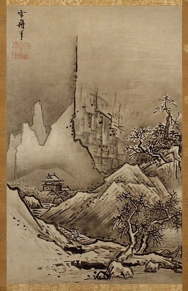 sesshu-toyo-paisaje