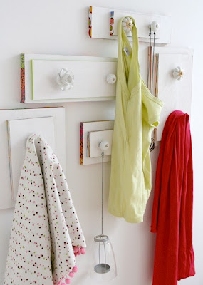 Unique Wall Hooks and Unusual Coat Racks (15) 4