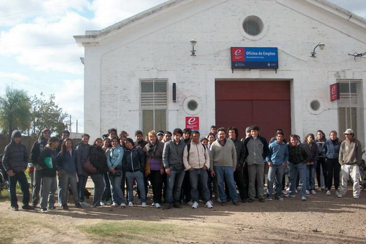 Municipalidad de goya curso de formacion para for Oficina empleo goya