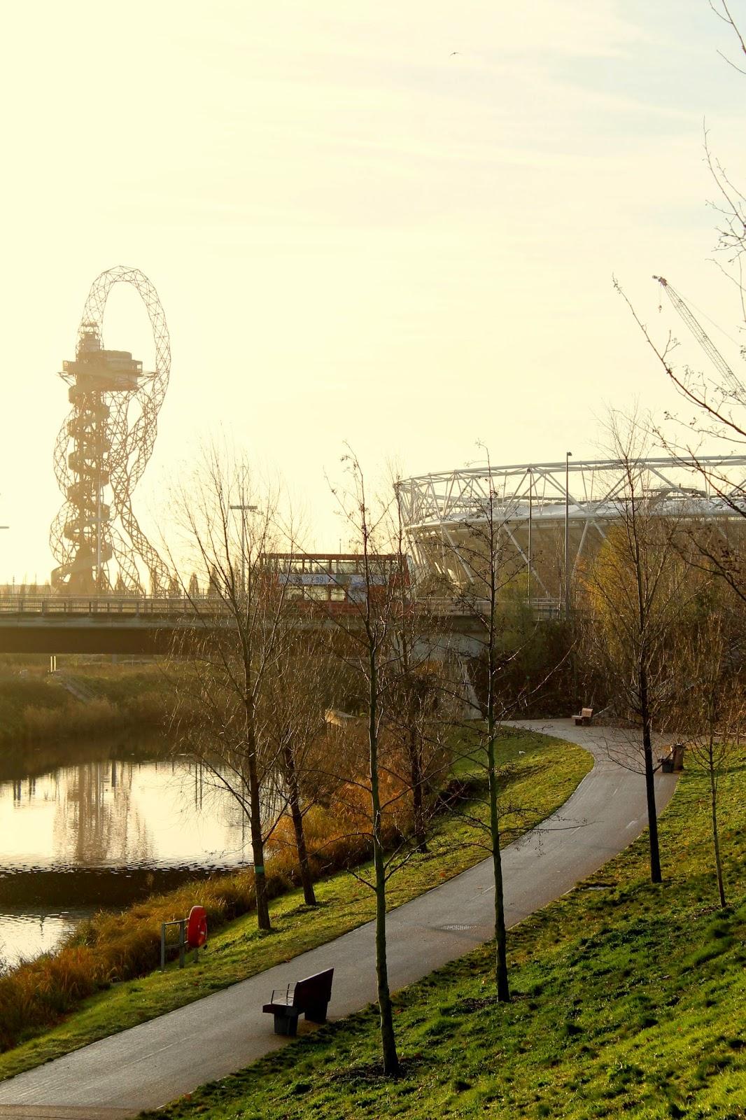 Arrows Sent Forth Queen Elizabeth Olympic Park