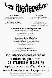 Contacto con equipo Meteretes