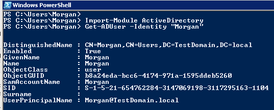 How to Import Active Directory module in PowerShell