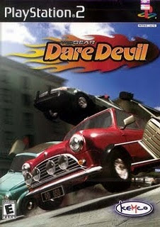 Top Gear DareDevil   PS2