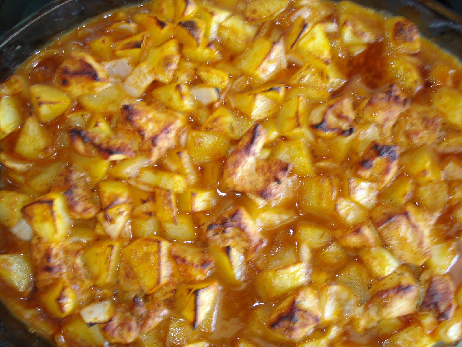 Mi cocina de recetas variadas pollo asado a la barbacoa - Pechugas de pollo al horno con patatas ...