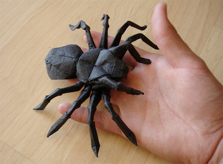 Origami aranha