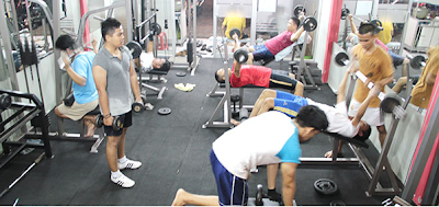 Caresa Gym, Tempat Fitnes Di Pondok Aren