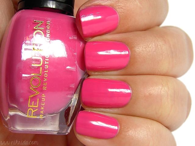 Makeup Revolution Nail Polish - Look of Love