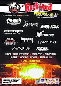 ROCK HARD FESTIVAL 2015