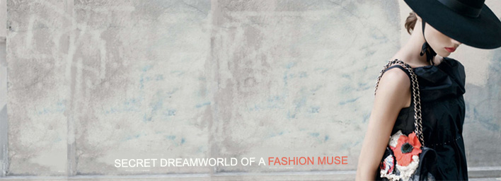 Secret Dream-World of A Fashion Muse
