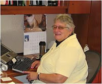 Barbara Pickell, Library Director of the Clearwater Public Library System