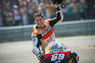 Nicky Hayden Akan Menjadi Legenda MotoGP Ke-22