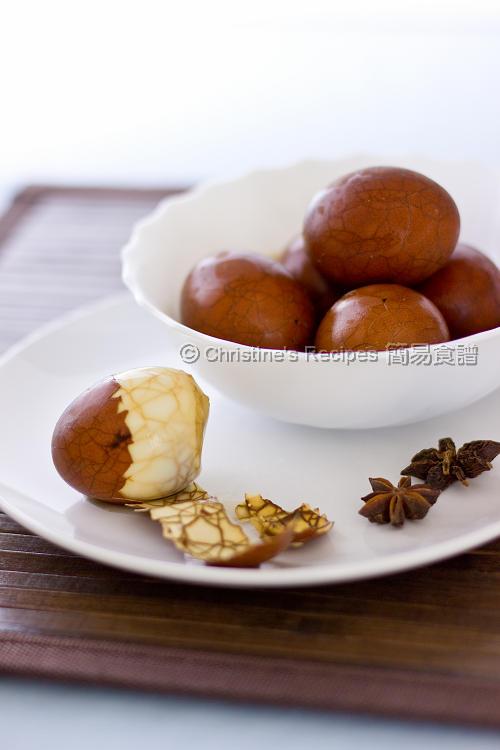 茶葉蛋食譜【傳統美味小吃】 Tea Eggs