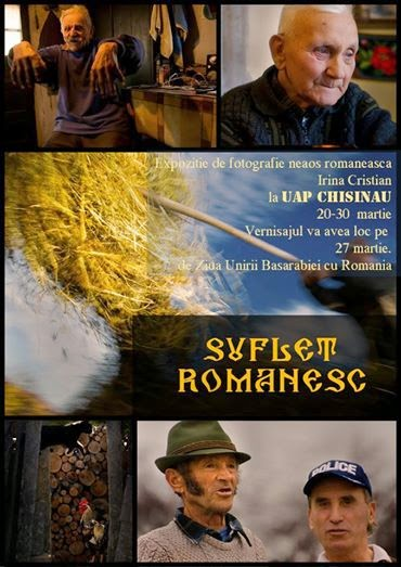 Expoziţie Irina Cristian la Chişinău