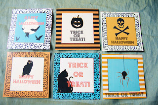 Free Halloween Party Tags
