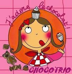 Chocotrio