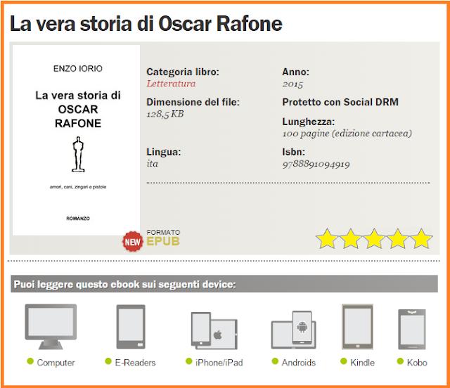 Oscar Rafone su Bookrepublic