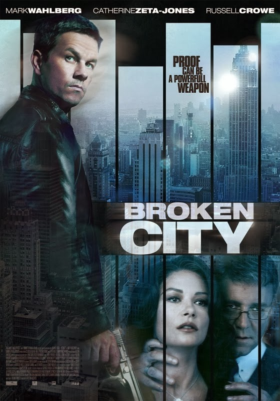 Bitik Şehir - Broken City 2013 Türkçe Dublaj